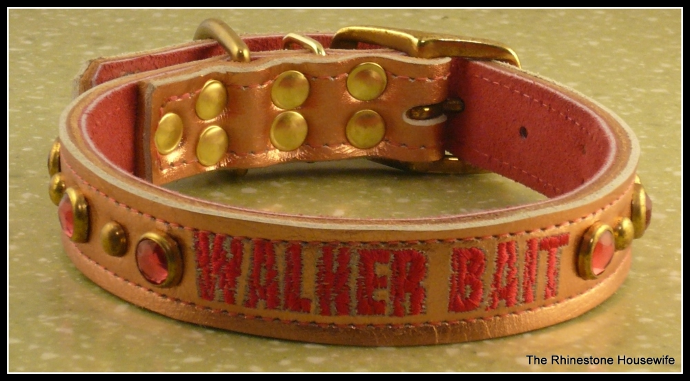 Minnie's Walker Bait Collar