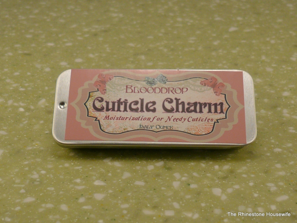 Cuticle Charm