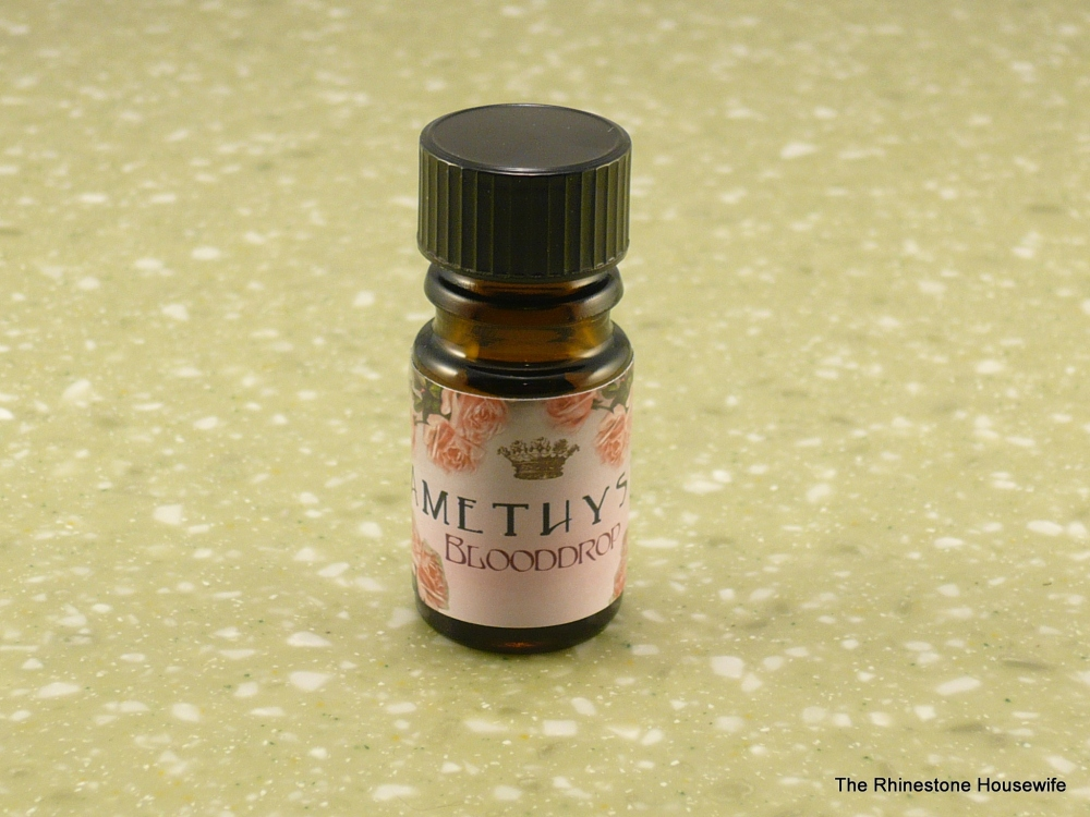 Amethyst Perfume Oil