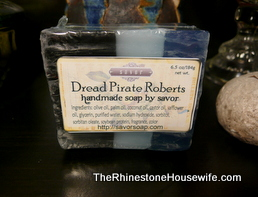 Dread Pirate Roberts Soap