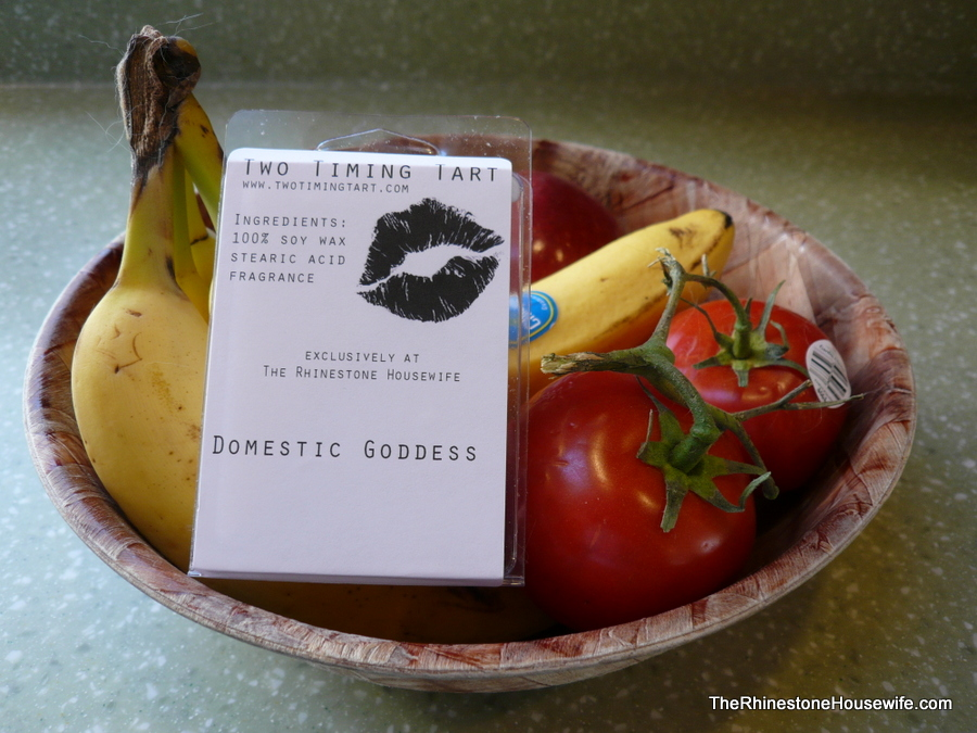 Domestic Goddess Exclusive Wax Tart