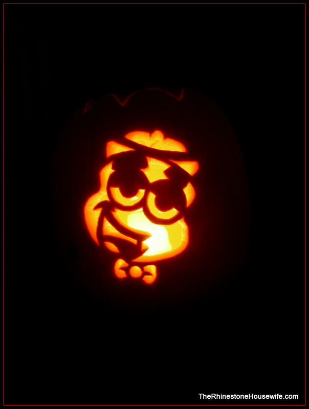 Carve #3 Booberry!