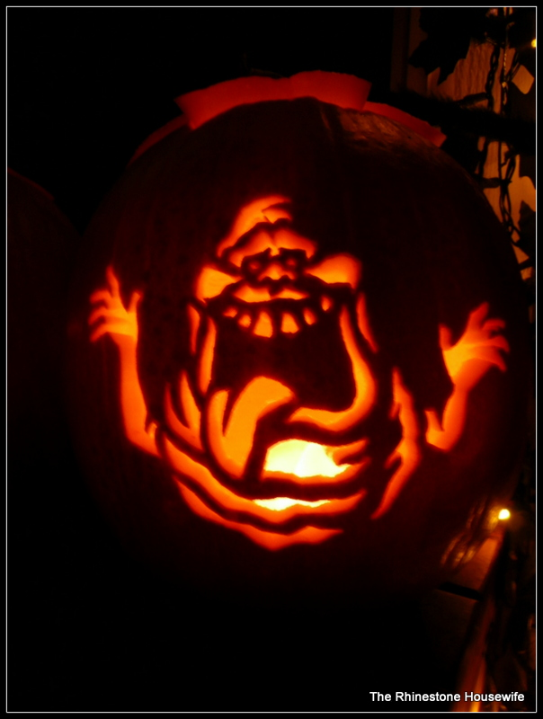 Ghostbusters pumpkin carving templates pictures to pin on