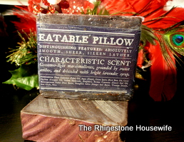 Eatable Pillow