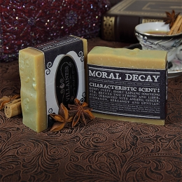 Moral Decay Soap