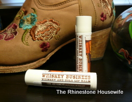 Whiskey Business Lip Balm