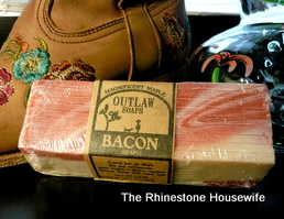 Bacon Bar Soap