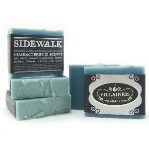 Sidewalk Soap