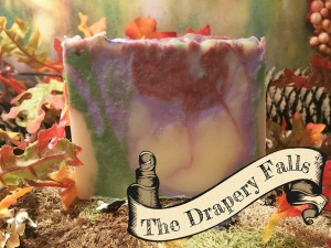 The Drapery Falls Soap