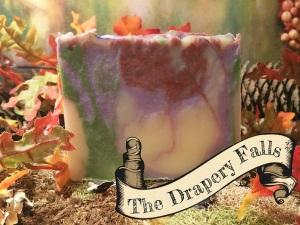 The Drapery Falls Soap