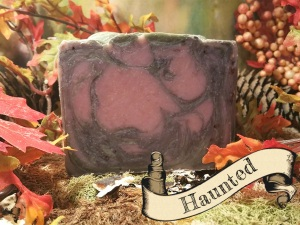 Haunted Soap