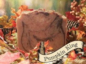 Pumpkin King Soap