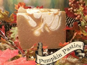 Pumpkin Pasties Soap