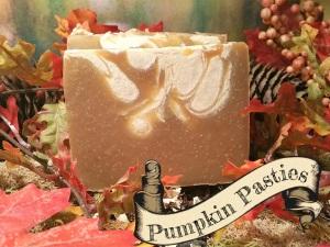 Pumpkin Pasties Soap