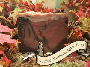 Smokey Mountain Apple Chai Soap