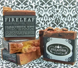 Villainess Fireleaf Soap
