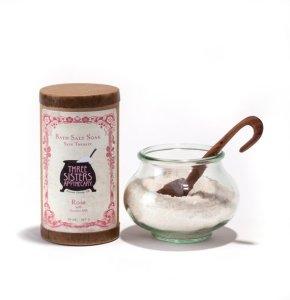 Rose & Coconut Salt Soak