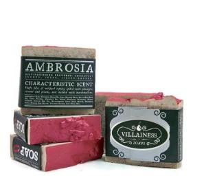 Villainess Ambrosia Soap