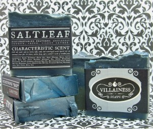 Villainess Saltleaf Soap