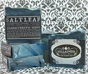 Villainess Saltleaf Soap