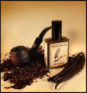 Vanilla Pipe Tobacco EDP