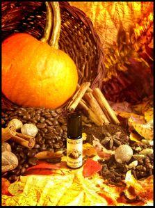Pumpkin Spice Latte Perfume Oil