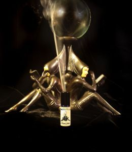 Scrying Smoke Perfume Oil