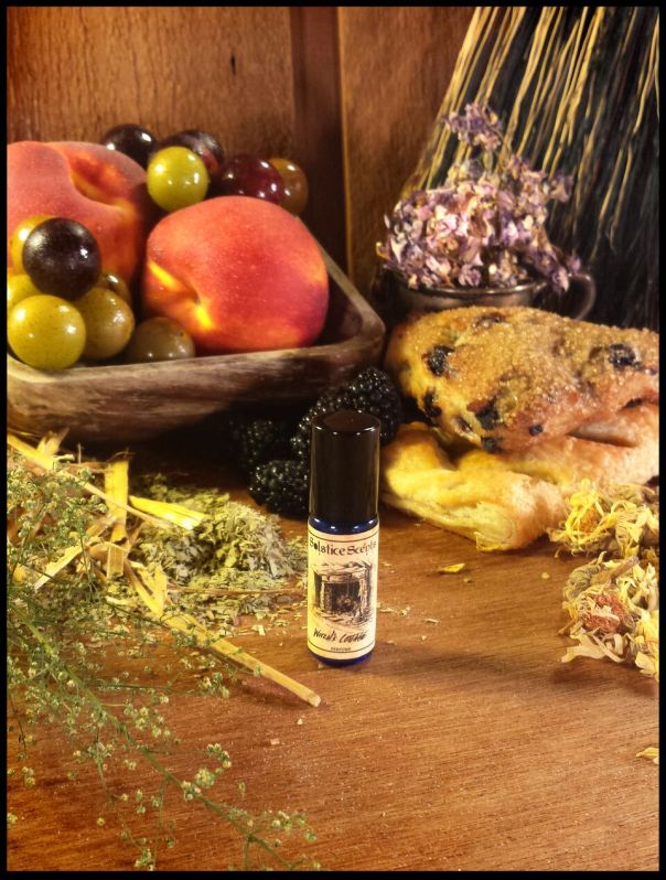 Witch's Cottage Perfume Oil