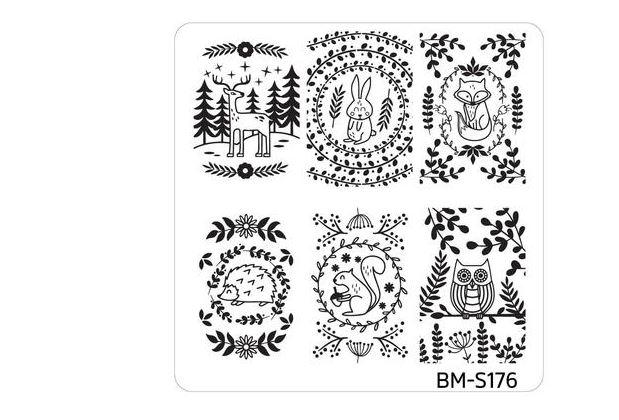 forest cuties - BM
