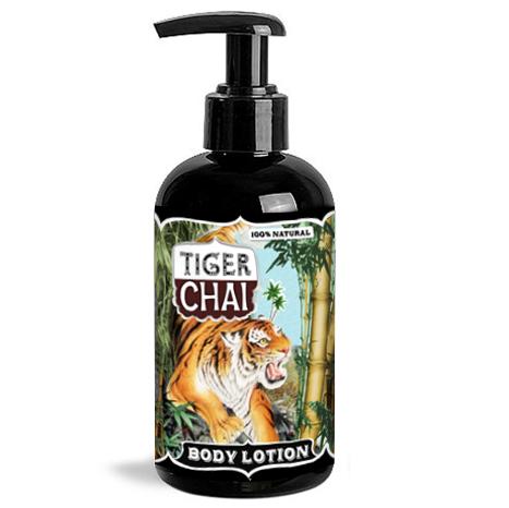 tiger chai lotion