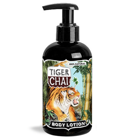 tiger chai lotion
